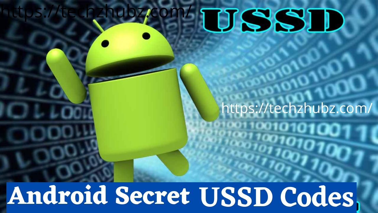 USSD Code List for Android Smartphone