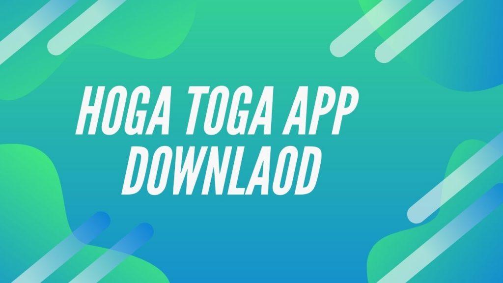 Hogatoga App