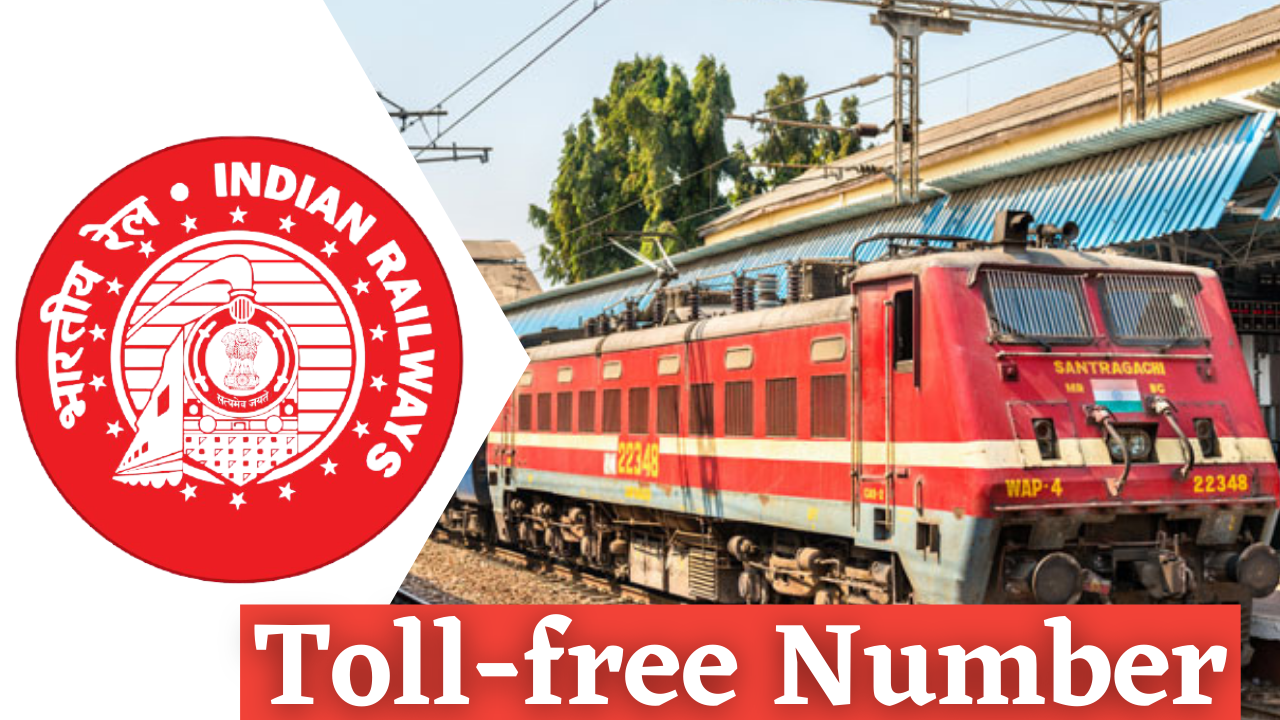 indian railway customer care number
