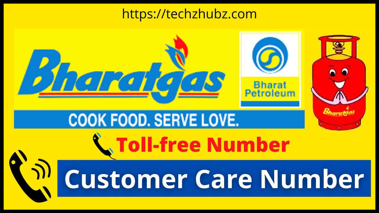 Bharat Gas Toll Free Number