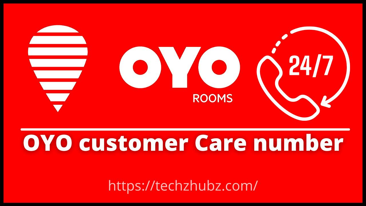 OYO Customer Care Number