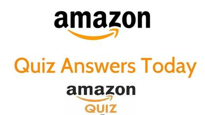 Amazon Quiz Answers Today