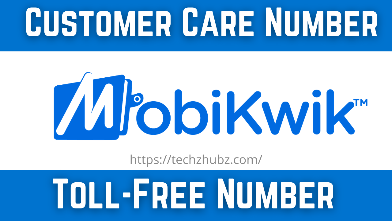 Mobikwik Customer Care Number