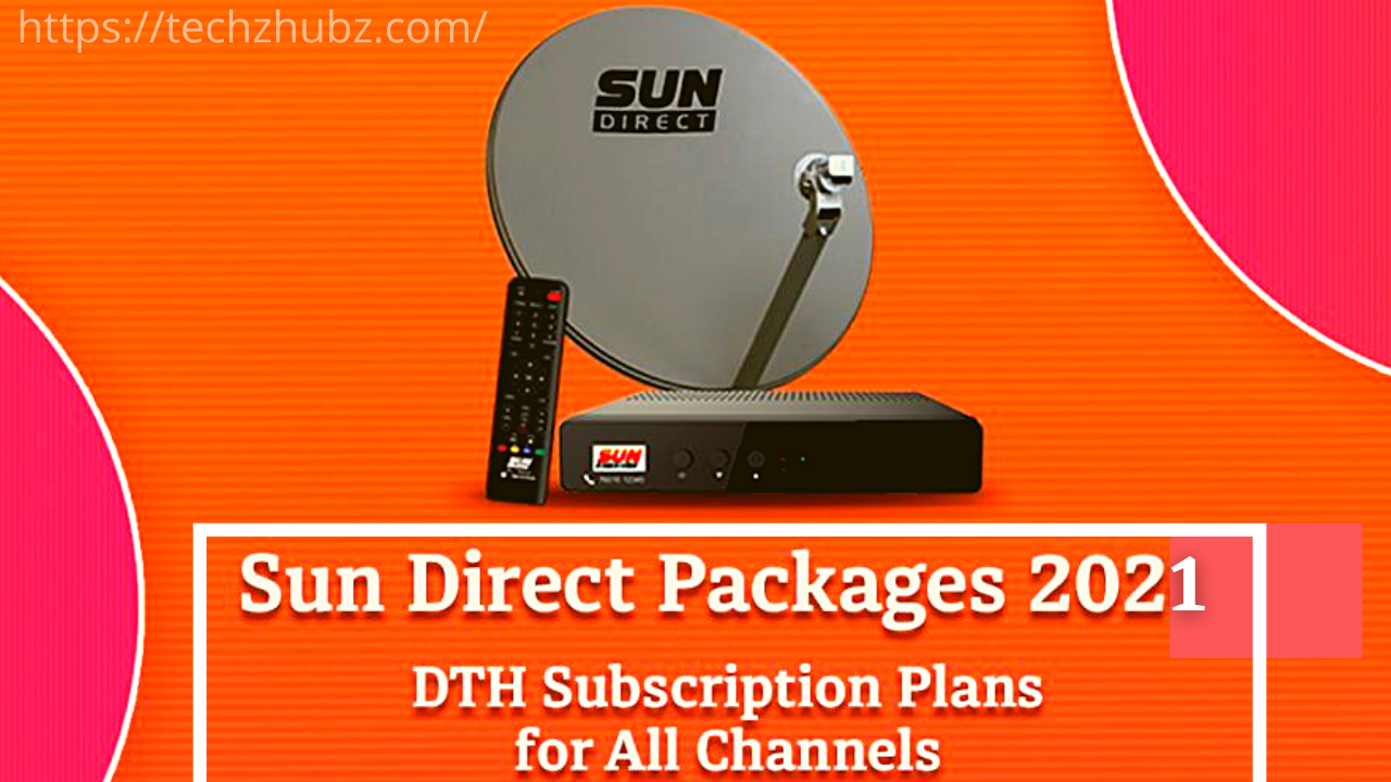 Sun Direct Recharge