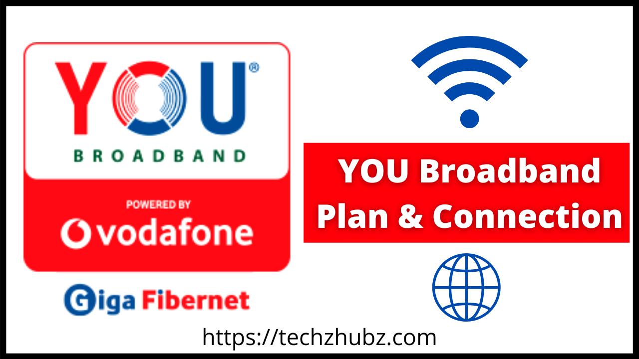 YOU Broadband Plan
