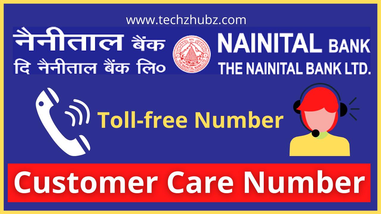 Nainital Bank Customer Care Number