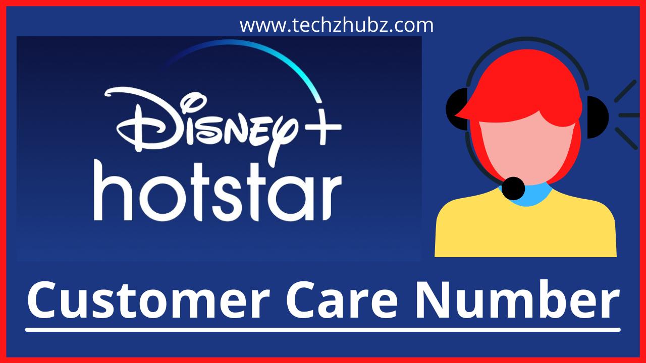 Hotstar Customer Care Number