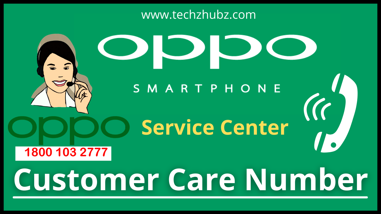 Oppo Service Center Contact Number