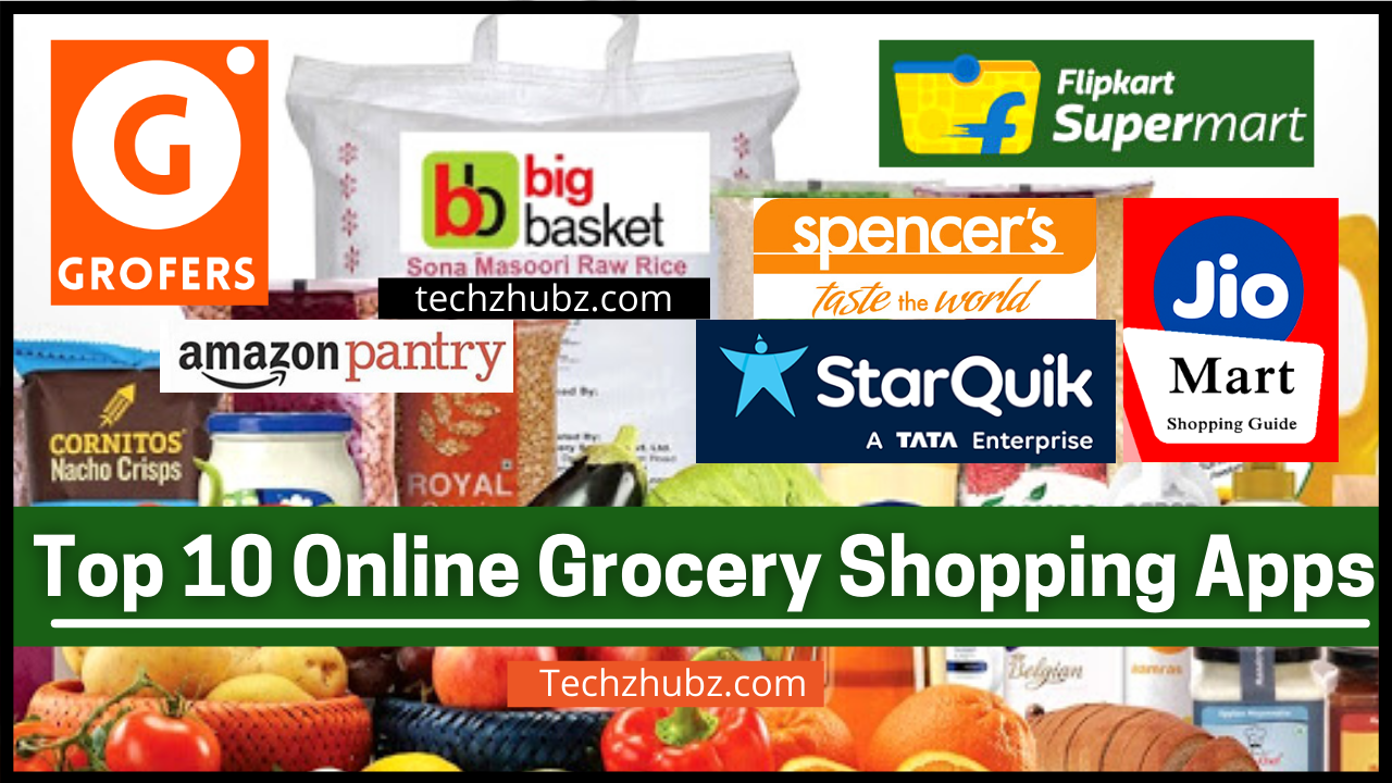Grocery Shopping Apps In India
