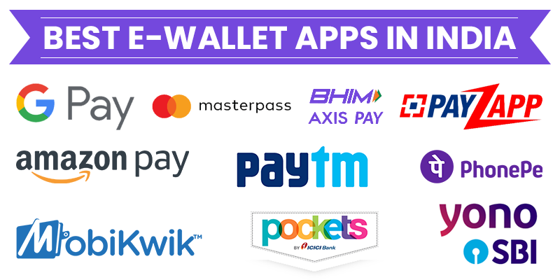 Top 10 Mobile Apps For Online Payments in India