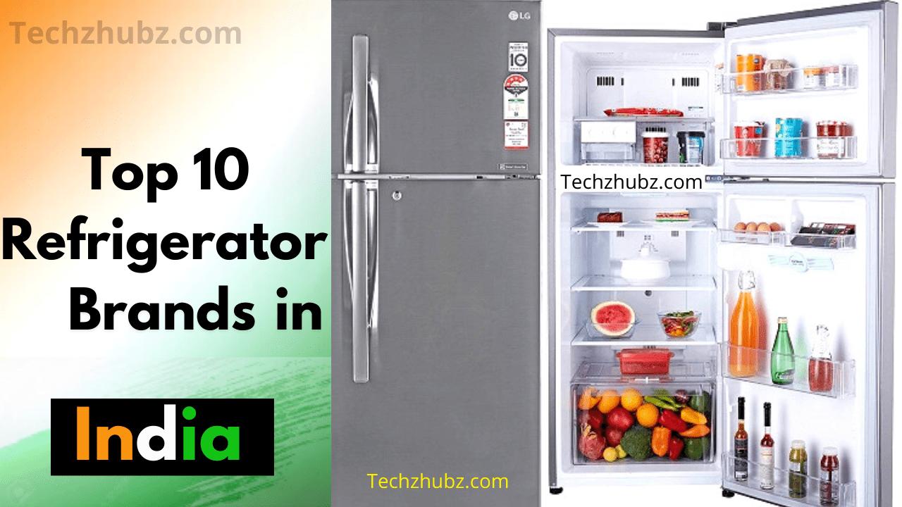 Refrigerator Brands in India
