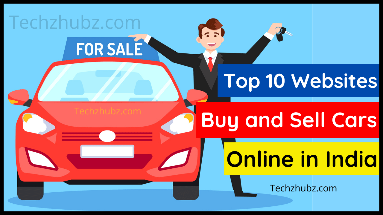Top 10 Websites to Buy and Sell Cars Online