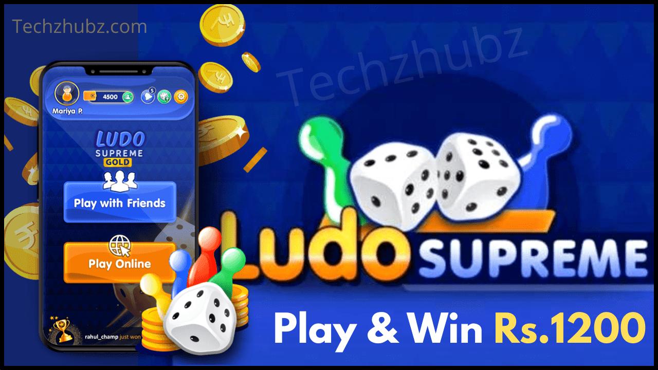 Ludo Supreme Gold APK
