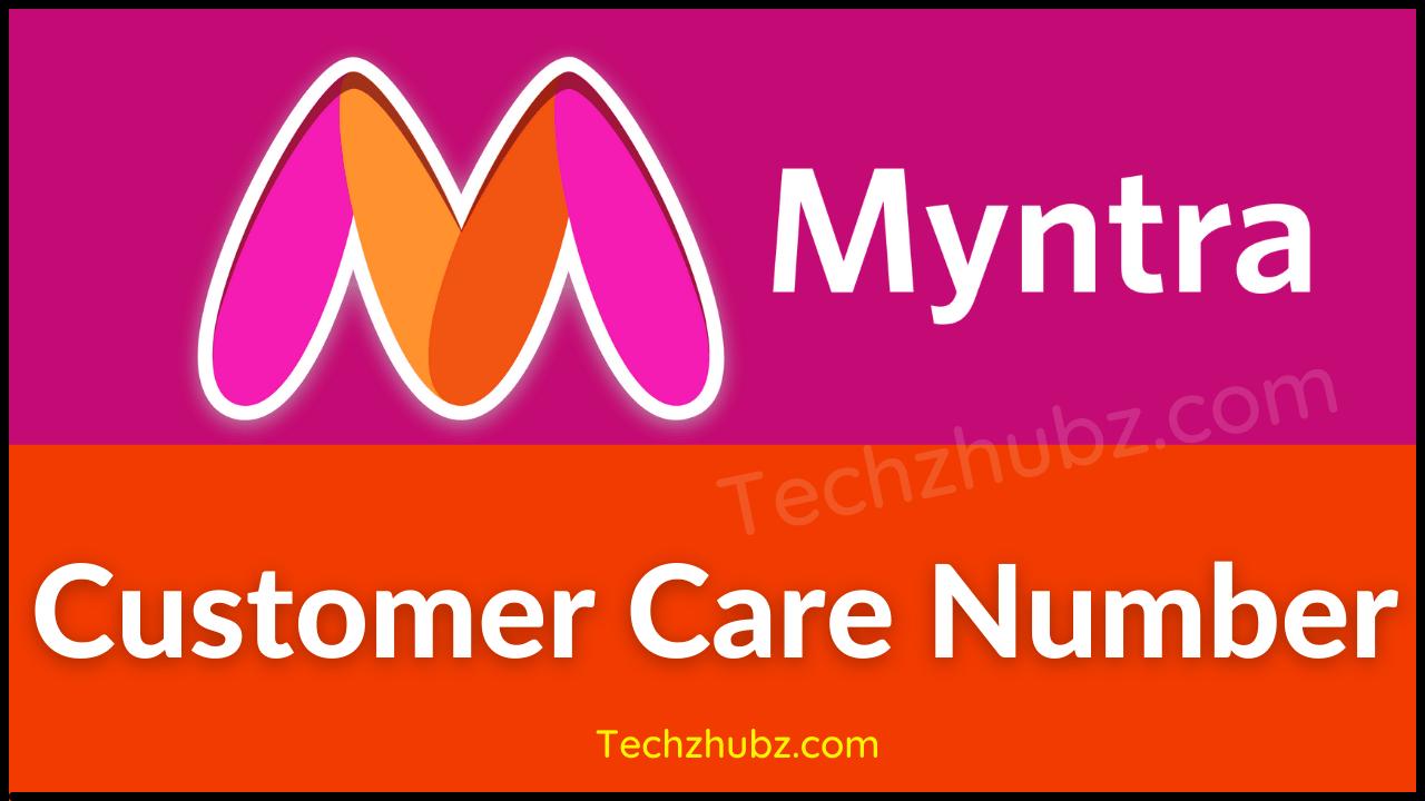 Myntra Customer Care Number