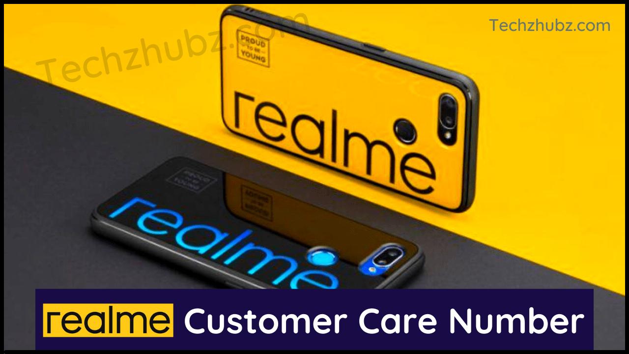 Realme Customer Care Number