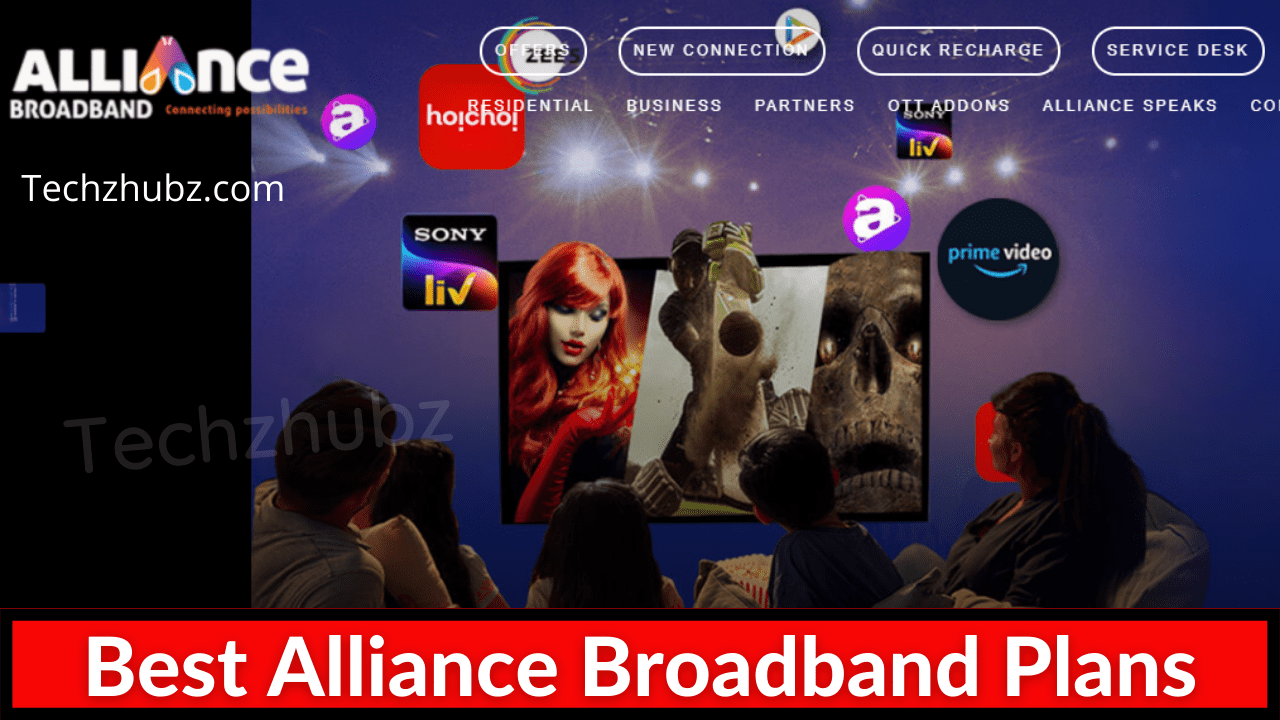 Best Alliance Broadband Plans