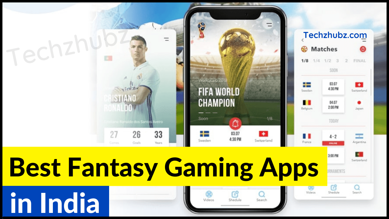 Best Fantasy Gaming Apps in India