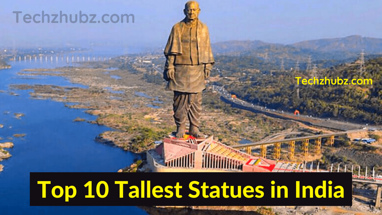 Top 10 Tallest Statues in India